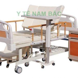 Giường bệnh tách thành xe lăn Nakito NKT-06