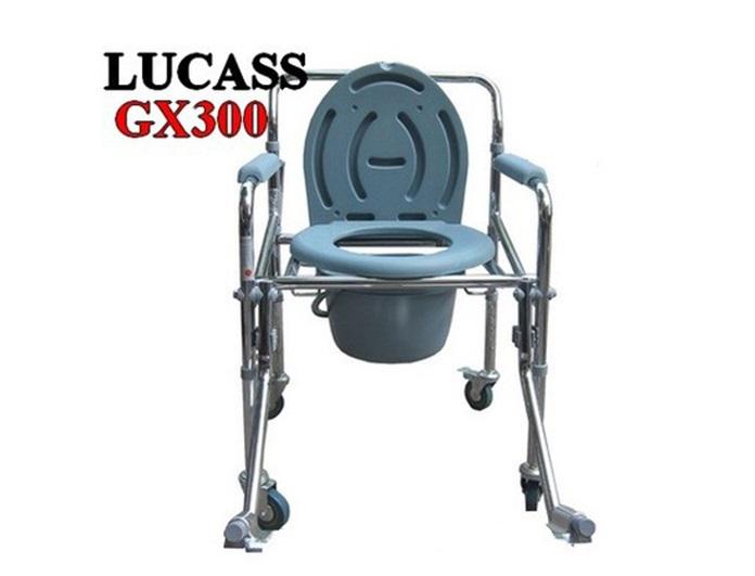 Ghế bô vệ sinh Lucass GX300