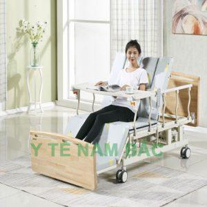 Giường Bệnh Nhân Đa Năng Nakito NKT-10E