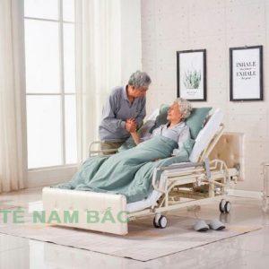 Giường bệnh nhân chính hãng Nakito NKT15