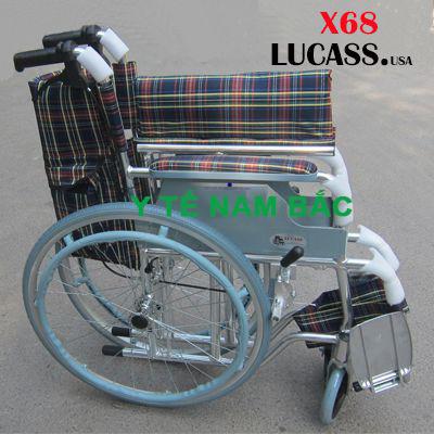 Xe lăn Lucass X68