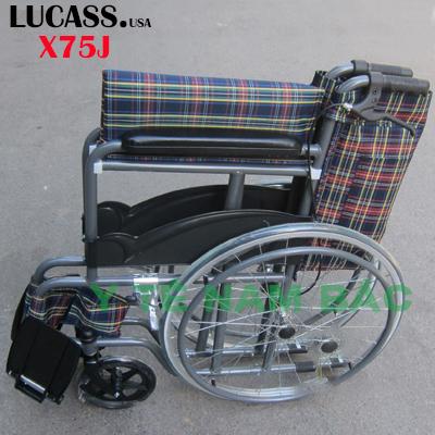 Xe lăn Lucass X75JXe lăn Lucass X75J