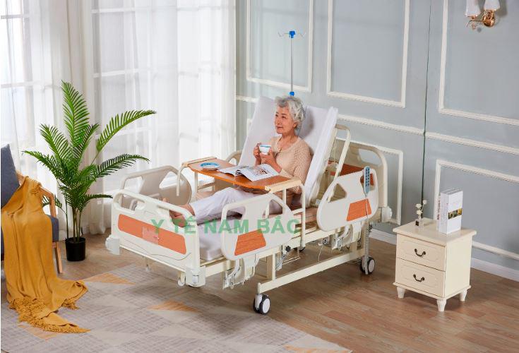 Giường bệnh nhân đa năng Nakito NKT-12E
