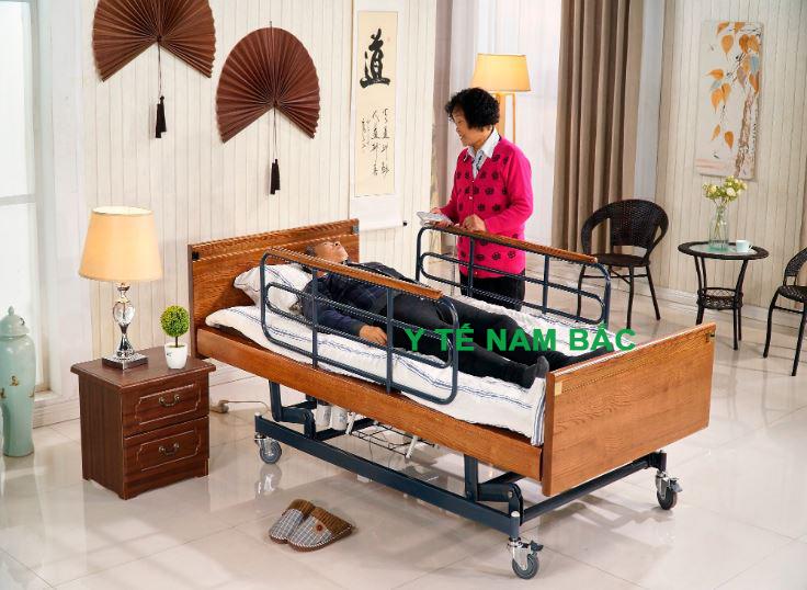 Giường bệnh nhân đa năng Nakito NKT-14